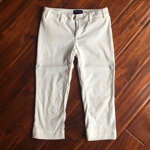 Ralph Lauren White Chino Pants
